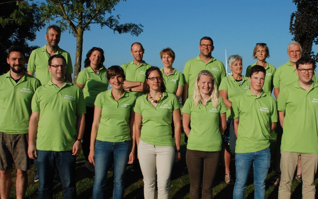 Ecolo OuVert, liste éco-citoyenne